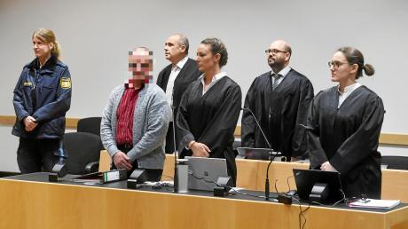 Der Prozess gegen einen Landwirt aus Birkhausen, einem Ortsteil von Wallerstein, geht weiter. Am Montag sagte seine Geliebte aus.