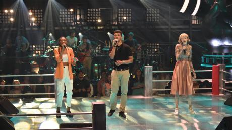 """In Folge 13 von """"The Voice of Germany"""" ging es am Sonntag mit den Battles weiter."""