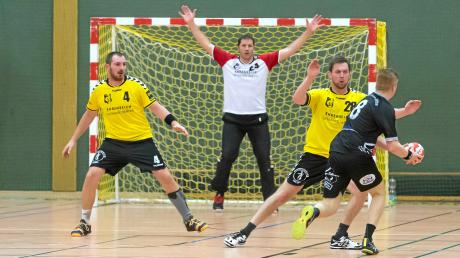 Wann die Mindelheimer Handballer wieder um Punkte spielen, ist ungewiss.