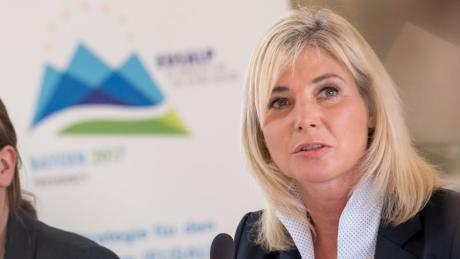 1. Umweltministerkonferenz zur EU-Alpenstrategie