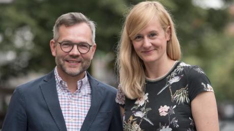 Michael Roth ist Europa-Staatsminister im Auswärtigen Amt und kandidiert zusammen Christina Kampmann für den SPD-Vorsitz.