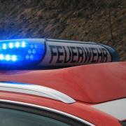 Einen Großeinsatz der Feuerwehr gab es am Dienstagabend in Wehringen.
