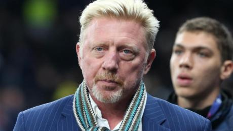 Boris Becker will