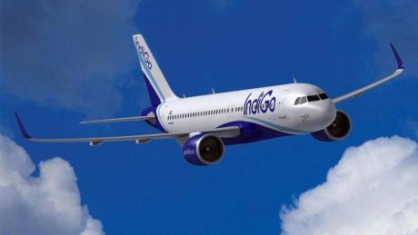 Indische Airline IndiGo bestellt 300 Airbus-Jets