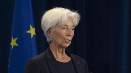 Christine Lagarde ist die neue Präsidentin der Europäischen Zentralbank. Foto: Boris Roessler/dpa