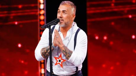 """""""Das Supertalent"""" 2019, Folge 8: Ex-DSDS-Kandidat Mike Leon Grosch trat gestern Abend vor die Jury."""
