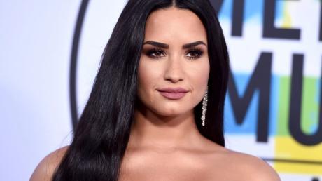 Schauspielerin und Sängerin Demi Lovato