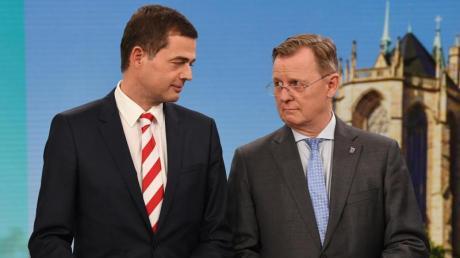 Amtliches Endergebnis der Landtagswahl 2019 in Thüringen: Die Regierungsbildung ist schwierig - auch weil die CDU eine Koalition mit der Linken ausschließt.