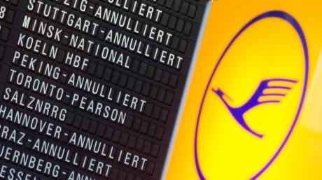 Beim Lufthansa-Streik im November 2019 fallen am Donnerstag und Freitag viele Flüge aus. Wir informieren rund um Rechte, betroffene Flüge, Eurowings und den Sonderflugplan.