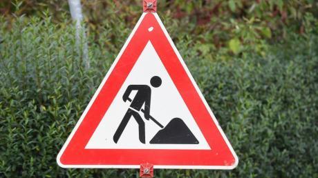 Wegen Bauarbeiten wird demnächst die Holzschwanger Straße gesperrt.