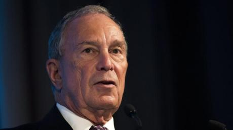 In New York war Bloomberg als Republikaner zum Bürgermeister gewählt worden, später liebäugelte er mit einer Präsidentschaftskandidatur als Unabhängiger, zuletzt schloss er sich aber den Demokraten an. Foto: Drew Angerer / Pool/epa/dpa