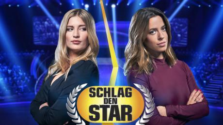 """Bei """"Schlag den Star"""" trifft heute Abend, am 9.11.19,  Luna Schweiger auf Vanessa Mai. Alle Infos rund um Kandidaten, Übertragung und Show gibt es hier."""