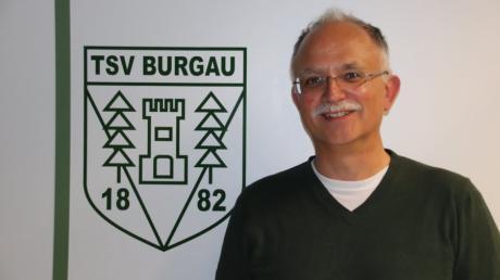 Thomas Auinger ist neuer Präsident des TSV Burgau.
