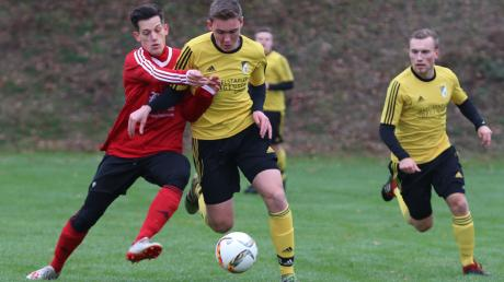 Trotz großer Verletzungssorgen hielt der TSV Kammlach dagegen.