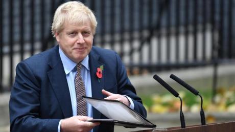 Die Deutsche Wirtschaft sähe Boris Johnson gerne weiter im Amt des britischenPremierministers. Foto: Dominic Lipinski/PA Wire/dpa