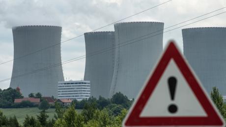 Im Atomkraftwerk Temelin ist es zu einer Fehlfunktion gekommen. Ein Reaktor musste abgeschaltet werden.