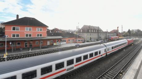Bahnhof Günzburg