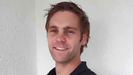 Florian Mayer ist Abteilungsleiter beim SV Deisenhausen-Bleichen.