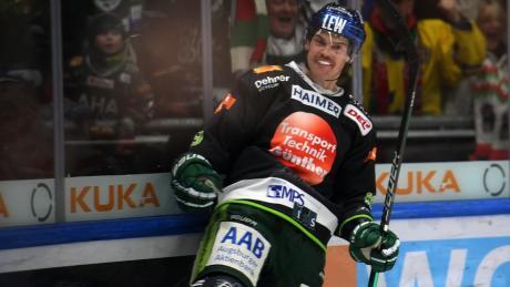 Augsburger Panther vs. Adler Mannheim, Eishockey, DEL, 15.11.2019