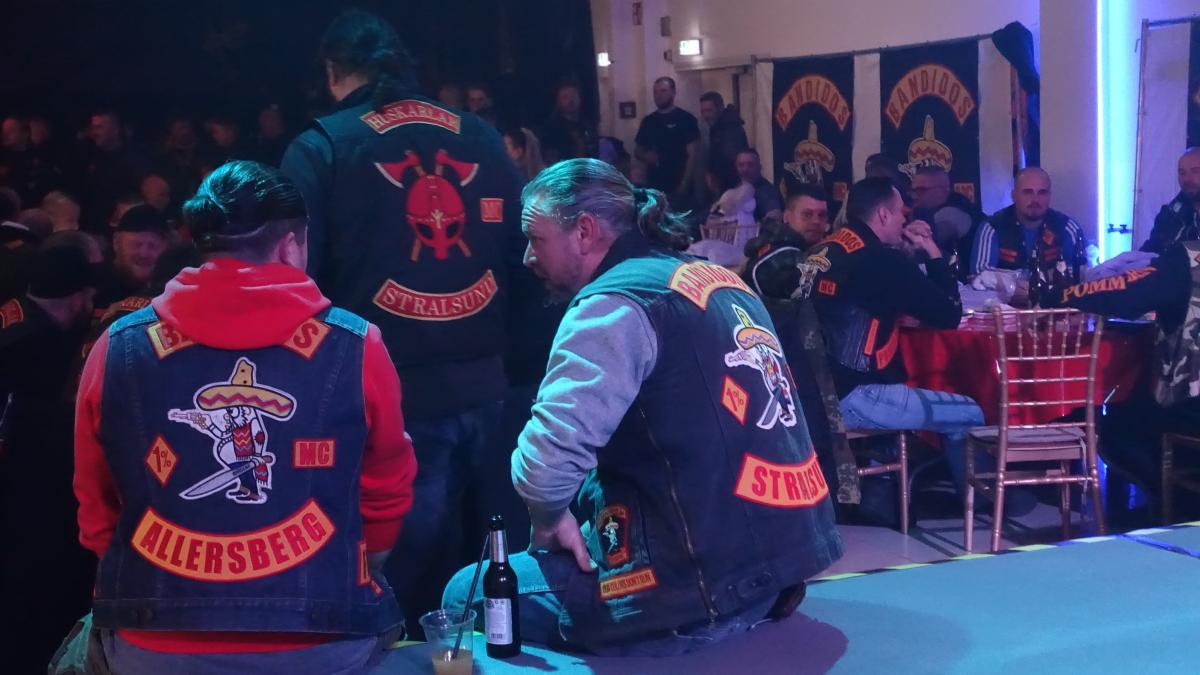 So lief das Treffen der Bandidos in Ulm - Augsburger Allgemeine