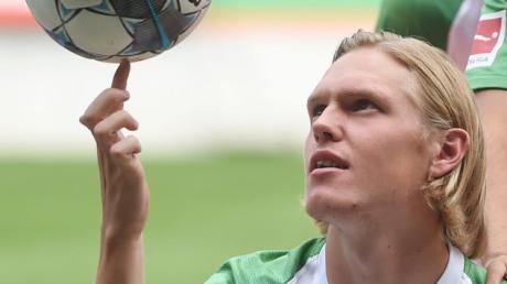 FCA-Profi Fredrik Jensen hat sich mit Finnland für die EM qualifiziert.