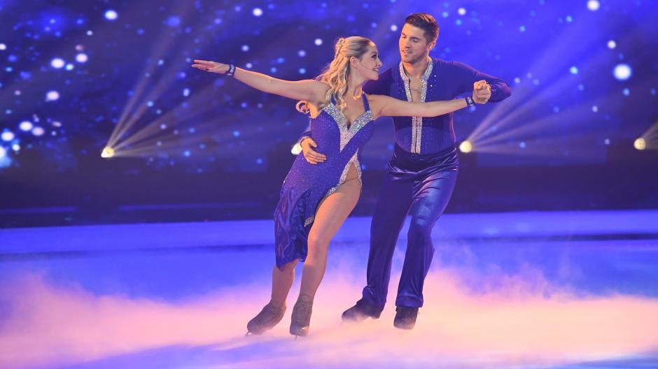 wer ist raus bei dancing on ice heute