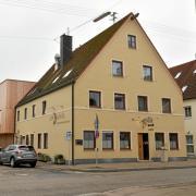 Eröffnung Hotel zur Glocke Höchstädt