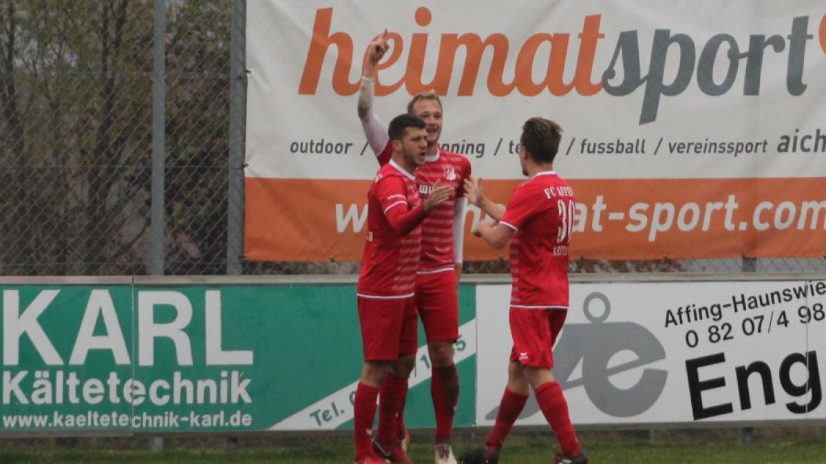 Affings Trainer bekommen Rückendeckung - Augsburger Allgemeine