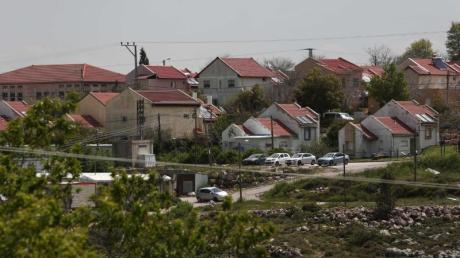 USA verkünden, dass der Siedlungsbau in Israel kein Verstoß gegen internationales Recht mehr sei.