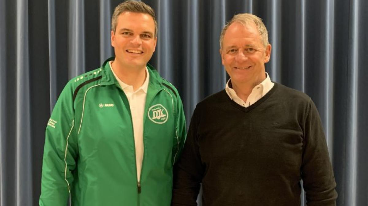 DJK-Stotzard: Zeche wird Lasnig-Nachfolger - Augsburger Allgemeine