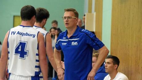 Basketball TV Augsburg - BG Leitershofen II