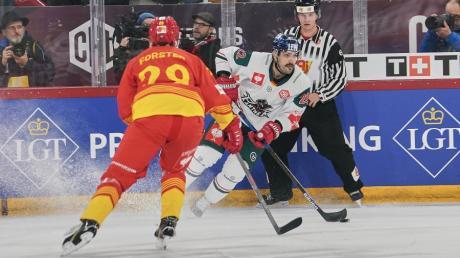 Biel  vs  Augsburger Panther
