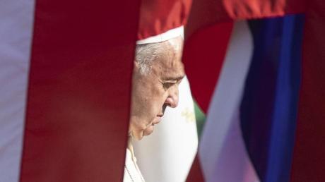 Papst Franziskus ist zu einem viertägigen Besuch in Thailand.