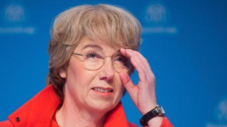 Martina Merz, Vorstandsvorsitzende von Thyssenkrupp.