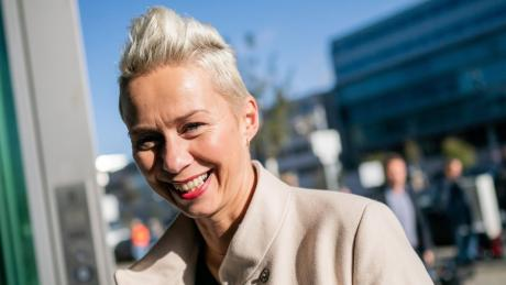 CDU-Vizekandidatin Silvia Breher