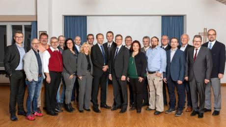 Die Freien Wähler Ichenhausen haben ihre Kandidaten für die Stadtratswahlen 2020 nominiert.