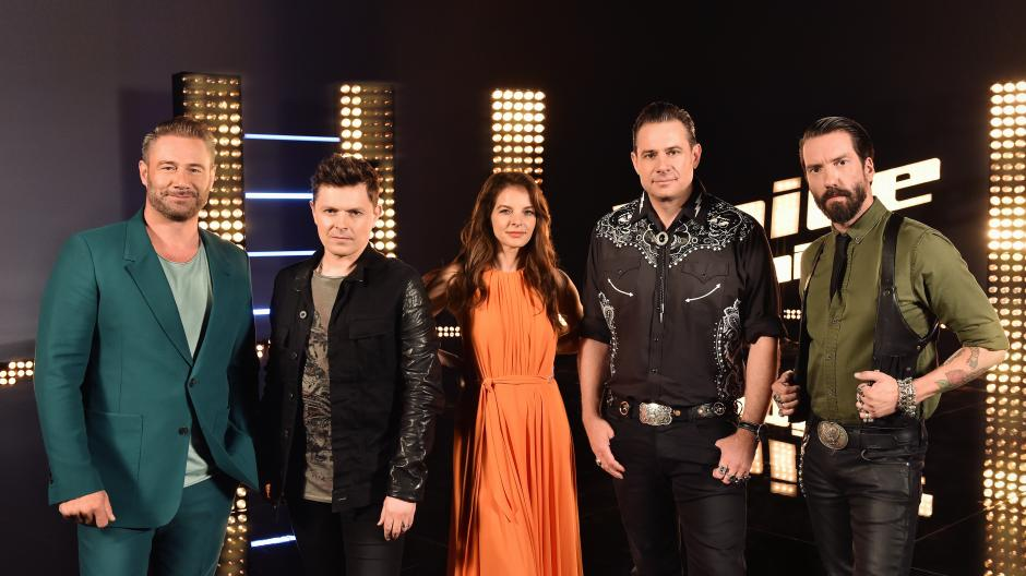 the voice of germany jury 2020