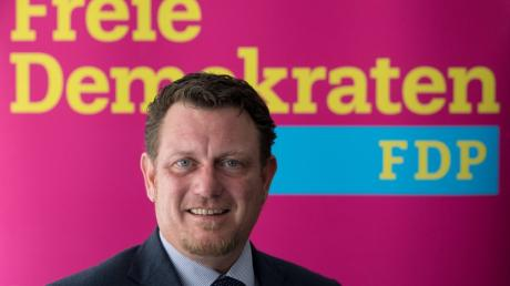 FDP-Politiker Jimmy Schulz ist gestorben.