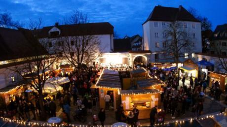Günzburger Nikolausmarkt 2019: Termin, Programm, Öffnungszeiten.