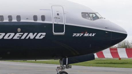 Boeing hat die Produktion der 737 Max gestoppt.
