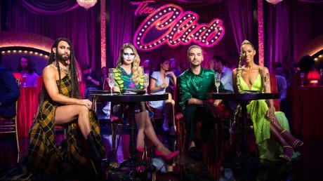 """""""Queen of Drags"""": Alle Kandidatinnen im Überblick. Letzte Woche musste Katy Bähm die Show verlassen."""