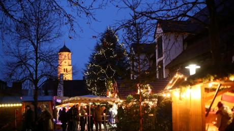 Der Weihnachtsmarkt in Illertissen findet an den ersten beiden Wochenenden im Advent statt. Infos zu Start, Terminen, Programm und Öffnungszeiten: hier.