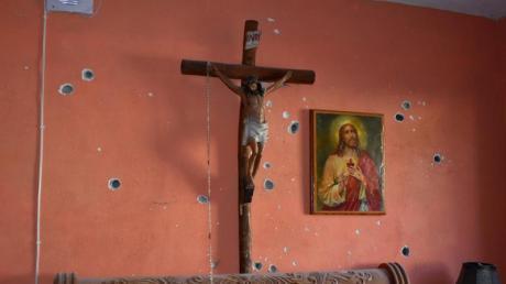 Mörderischer Alltag in Mexiko:In Colima wurden ein Richter und seine Frau erschossen.