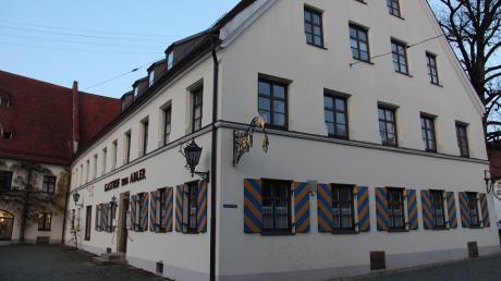 Der Kirchheimer Gasthof zum Adler soll zu einem Gemeinschaftshaus für Bürger und Vereine umgebaut werden.