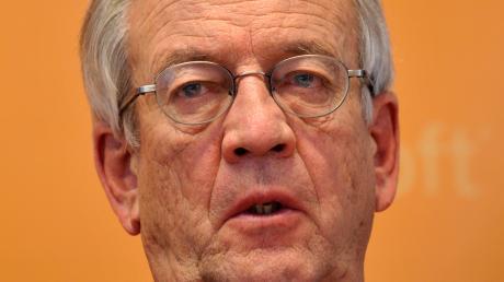 Von Pierer ist über die Siemens-Korruptionsaffäre gestürzt.