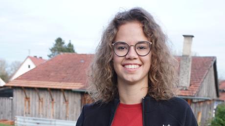 Kristina Spitzer ist als Zeugwartin für die U19-Nationalmannschaft im Einsatz gewesen.