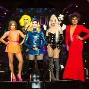 """In Folge 5 am 12.12.19 ist bei """"Queen Drags"""" La Toya Jackson zu Gast. Das Thema: """"Horror und Halloween""""."""