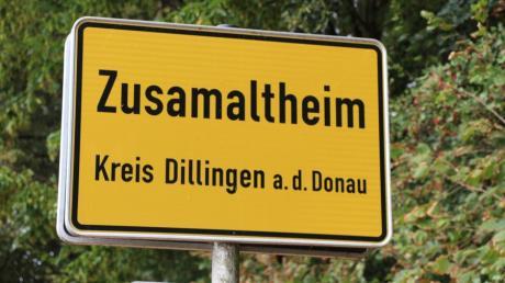 Mit verschiedenen Themen beschäftigte sich der Gemeinderat in Zusamaltheim.