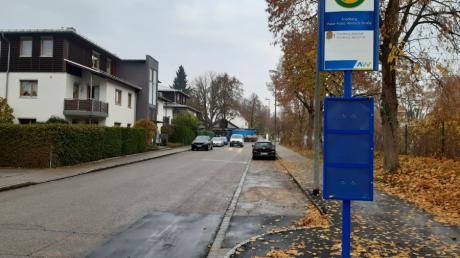 Keine Fahrgäste, keine Busse: Am Friedberger Rothenberg ist der 15-Minuten-Takt bald Geschichte.