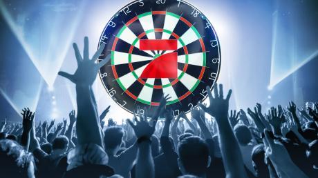 """Im Januar zeigt ProSieben die """"Promi-Darts-WM"""" 2020. Hier die Infos zu Termin, Teilnehmern, Promis und Übertragung."""
